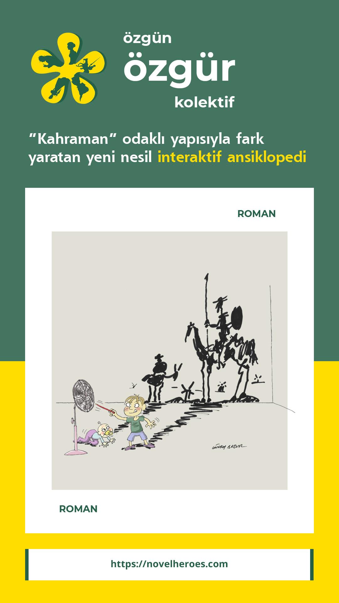 novel reklam